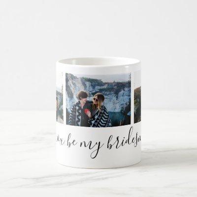 Bridesmaid Photo Mug