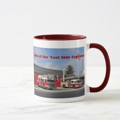 Buffalo Fire E31/L14 Mug