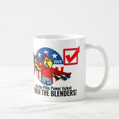 Buffett 2020 PHin Power Coffee Mug