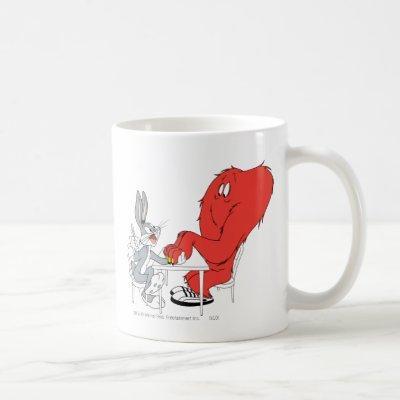 BUGS BUNNY™ and Gossamer 2 Coffee Mug