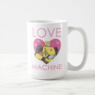 Bumblebee - Love Machine Coffee Mug