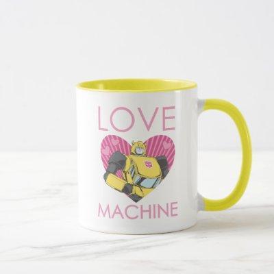Bumblebee - Love Machine Mug