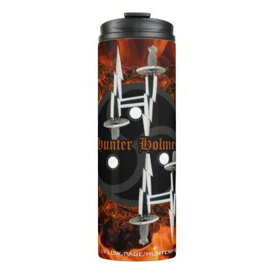 Burning Thirst Quencher - HH Thermal Tumbler