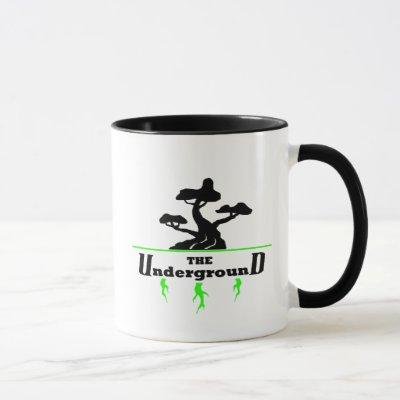 Business Logo and Info Mug