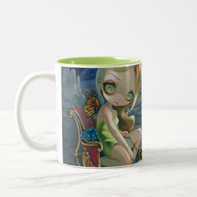 """""""Butterfly Chariot"""" Mug"""