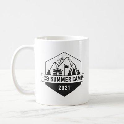 C9 Summer Camp Logo Mug