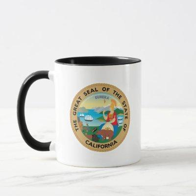 California State Seal - Mug