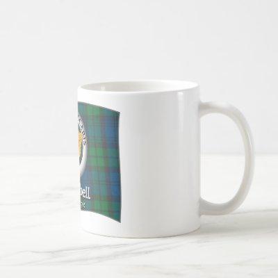 Campbell Clan Coffee Mug