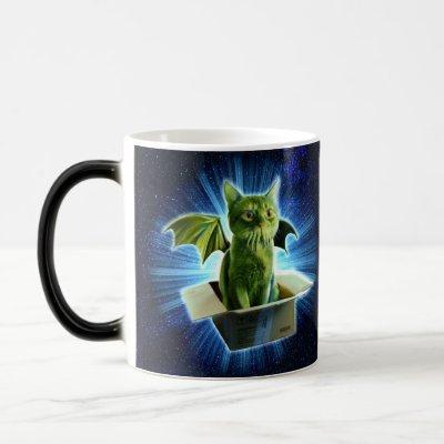 Cathulhu Magic Mug