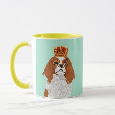 Cavalier King Charles Spaniel for Dog Lovers Mug
