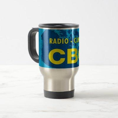 CBC 1958 Logo Travel Mug