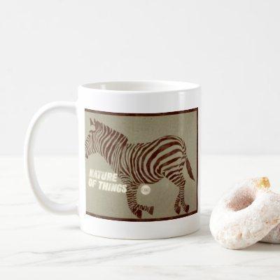CBC 1966 - Nature of Things Promo Coffee Mug