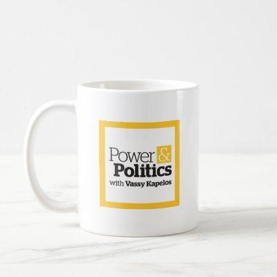 CBC Power & Politics Coffee Mug