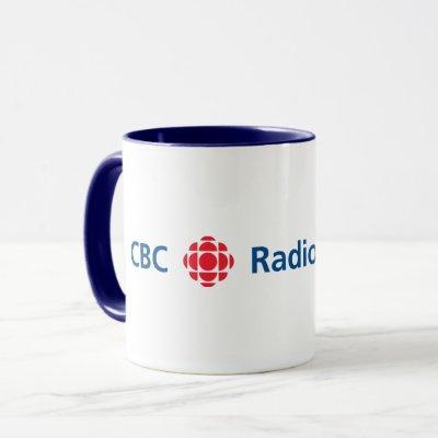 CBC/Radio-Canada Combo Mug