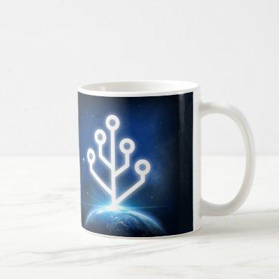Cell to Singularity Mug