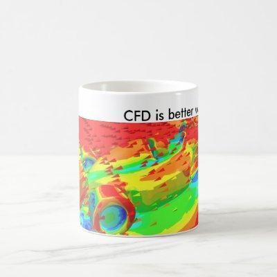 CFD Coffee Mug