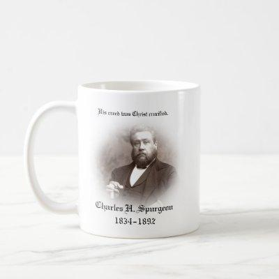 Charles Haddon Spurgeon Mug