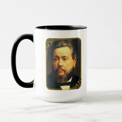 Charles Spurgeon Mug