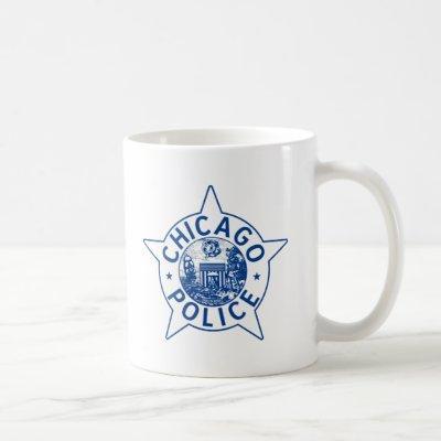 Chicago Police (VINTAGE) Coffee Mug