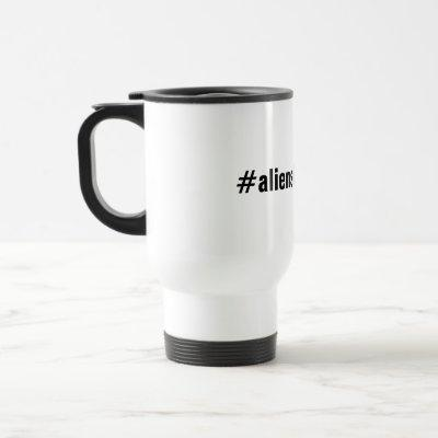 Chosen Series hashtag Travel Mug
