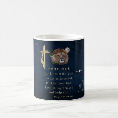Christian Scripture Magic Mug