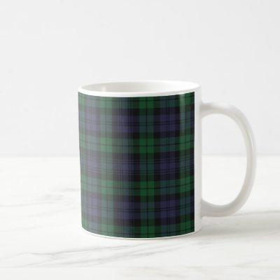 Clan Campbell Tartan Mug