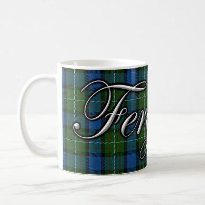 Clan Ferguson Classic Tartan Coffee Mug