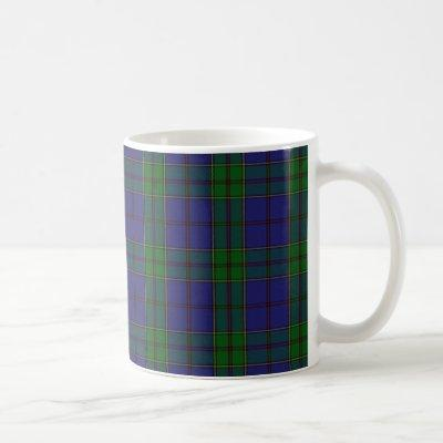 Clan Strachan Tartan Scottish Coffee Mug