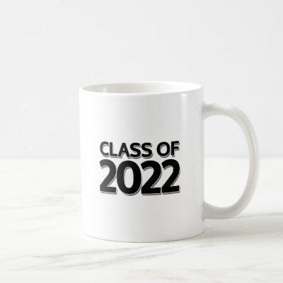 Class of 2022 coffee mug