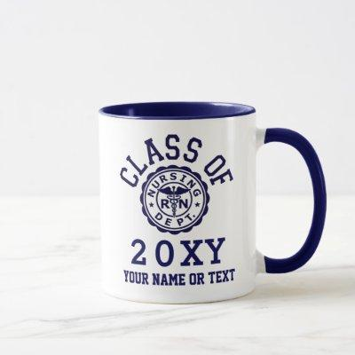 Class of 20?? RN (Nursing) Mug