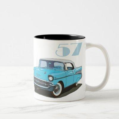 Classic 57 Two-Tone coffee mug