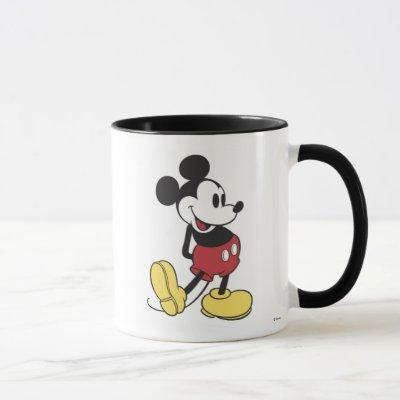 Classic Mickey Mouse Mug