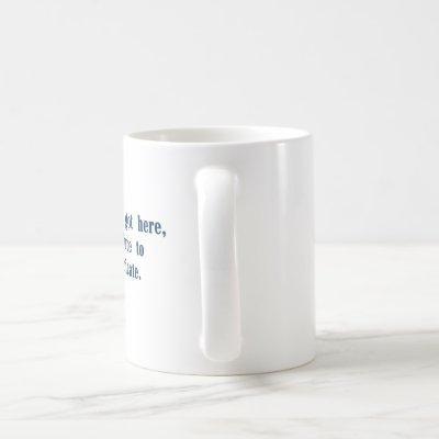 Classic Movie Quote Coffee Mug - Cool Hand Luke