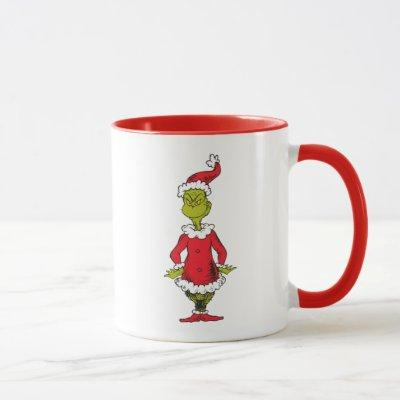 Classic The Grinch | Santa Claus Mug