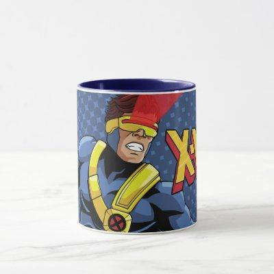 Classic X-Men | Cyclops Eye Beam Mug