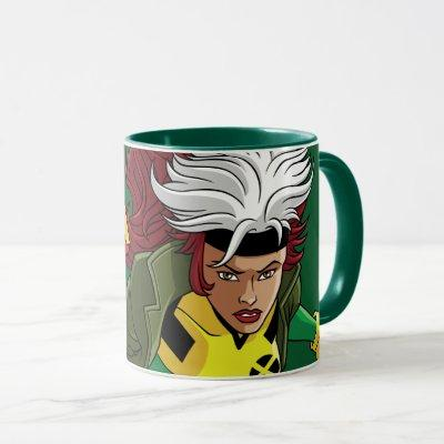 Classic X-Men | Rogue Ready For Battle Mug