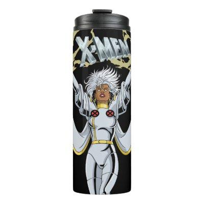 Classic X-Men | Storm Summons Lightning Thermal Tumbler