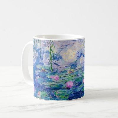 Claude Monet - Water Lilies / Nympheas Coffee Mug
