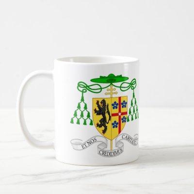 Coat of arms of Archbishop Marcel Lefebvre Coffee Mug