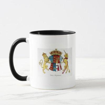 Coat of Arms of Jane Seymour Mug