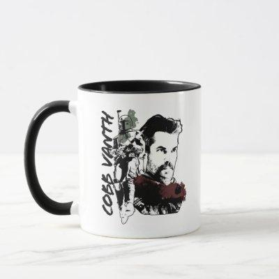 Cobb Vanth Character Graphic Mug