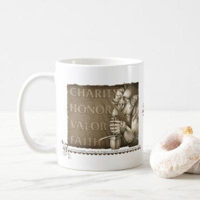 Code of Chivalry Coffee Mug