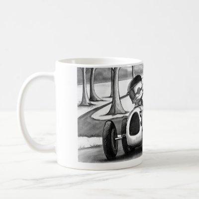 "coffee mug ""In the Spirit"" by Fabio Napoleoni"