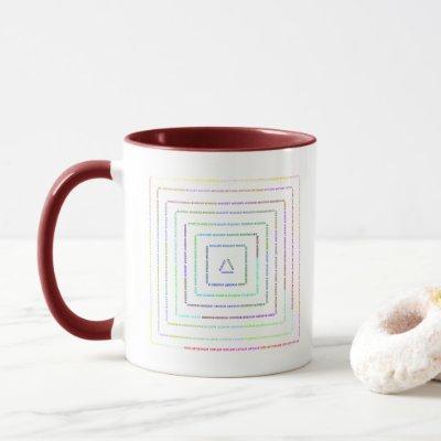 Colour Codes Mug