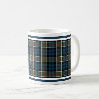 Colquhoun - Calhoun Clan Tartan Coffee Mug