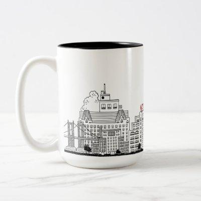 Columbia Heights Coffee Mug