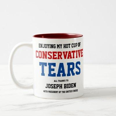 Conservative Tears Mug