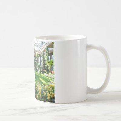 Conservatory at Longwood Gardens Coffee Mug