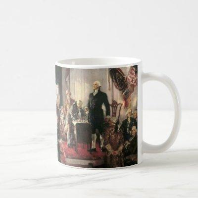 Constitutional Convention Coffee Mug