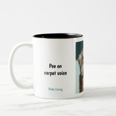 Cookie Voice Mood Mug